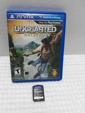 Psvita uncharted