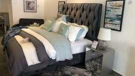 Vendo cama de lujo nueva