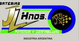 Baterias Jl Hnos 12x65