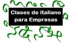 Curso intensivo de italiano Profesional para empresas