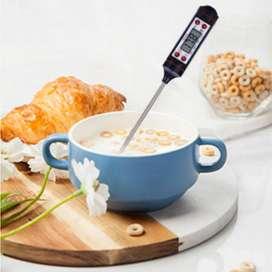 Termómetro digital para alimentos