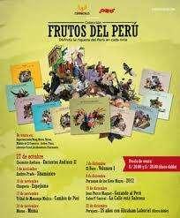 REMATO COLECCION FRUTOS DEL PERU