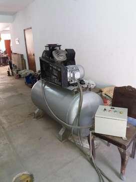 compresora atlas copco de 7.5 hp