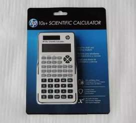 Calculadora marca Hp