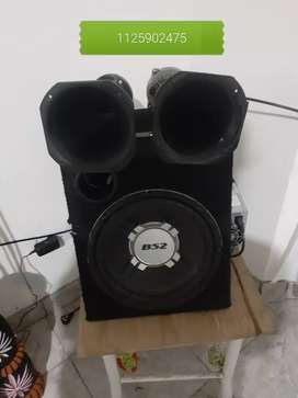 Audio car impecable