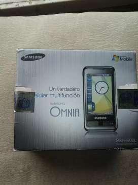SAMSUNG OMNIA I900L, CON WINDOWS MOBILE 6.1, CLASICO