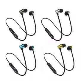 Audífonos deportivos magnéticos Bluetooth