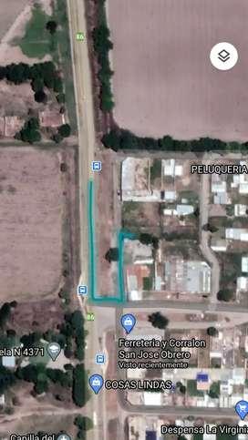 Terreno Santa Rita I .
