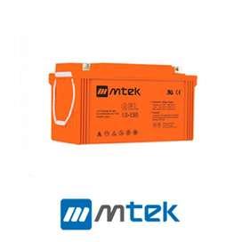 Bateria Solar Mtek 12v 20 a 340ah
