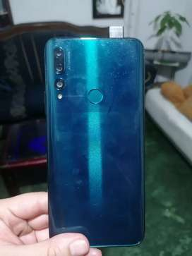 Vendo celular Huawei Y 9 prime perfecto estado con su respectivo cargador y manos libres precio 420 negociable