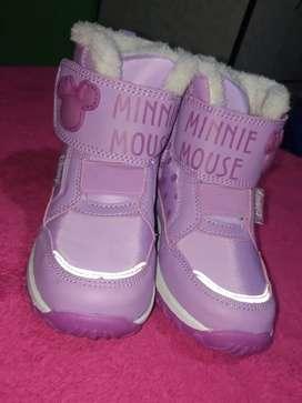 Botines Minnie Originales