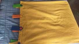 venta de cortinas de tela de segunda