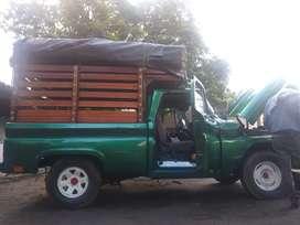 Camioneta Chevrolet modelo 64