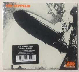 Led Zeppelin 1 Cd Nuevo Usa