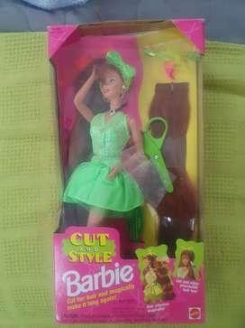 Barbie cut