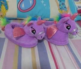 Pantuflas Unicornio y Botas Pantaneras