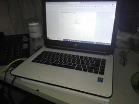 Notebook Hp 15.6 Pulgadas Impecable