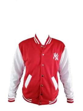 Chaquetas béisboleras Yankees