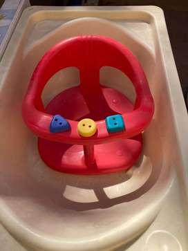 Todo para el baño del bebe!