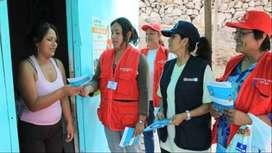 Promotor comunitario en Reducción de Riesgos de Desastres