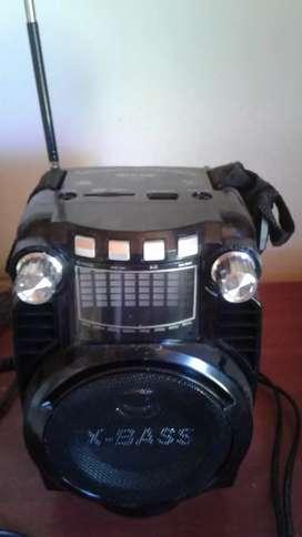 Vendo radio nueva
