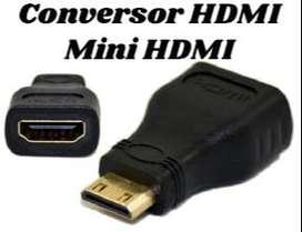 Conversor HDMI a Mini HDMI