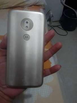 Vendo celular Motorola g7 play