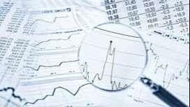 Realizo tareas y trabajos de análisis financiero y consolidación de datos