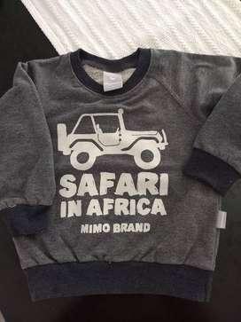 Lote de ropa para nene hasta 2 años aprox.