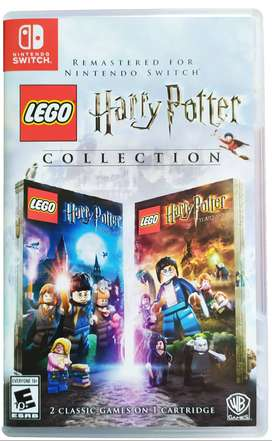 Lego Harry Potter Collection - ENVÍO GRATIS - Nintendo Switch