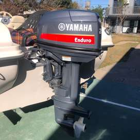 vendo motor enduro 25 hp yamaha