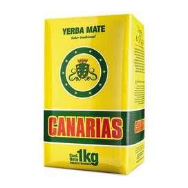 Yerba importada CANARIAS