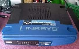 Router LINKSYS BEFSR81