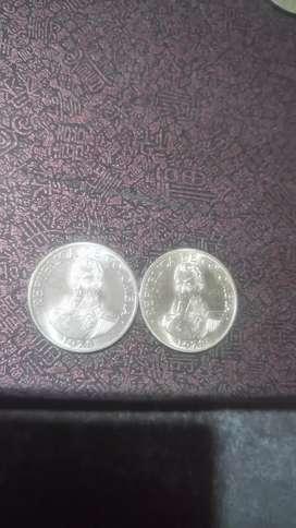 Monedas de pesos colombia PROFF