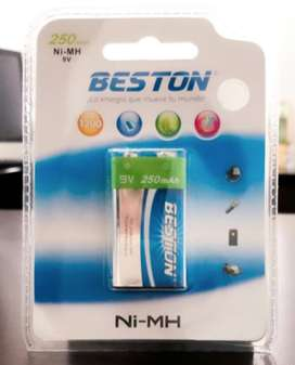 BATERIA RECARGABLE BESTON BST-9V