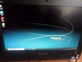 Computador Lenovo todo en uno core i3