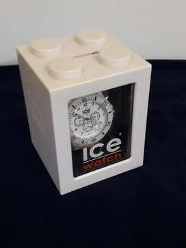 Ice wath blanco