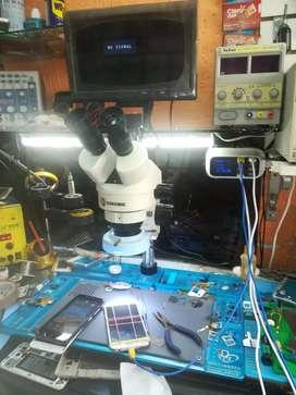 Vendo microscopio para servicio tecnico