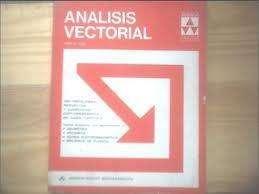 libro ANALISIS VECTORIAL