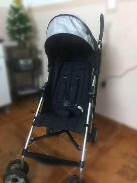 Venta de Coche Paseador Summer Infante 3d Lite Stroller Negro de segunda en buen estado.