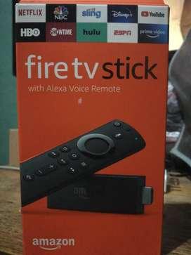 TV smart con control de voz