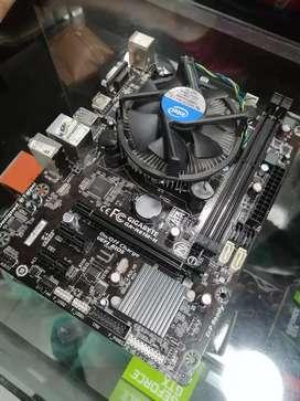 Combo I3 4160 + Board Gigabyte H81M-H
