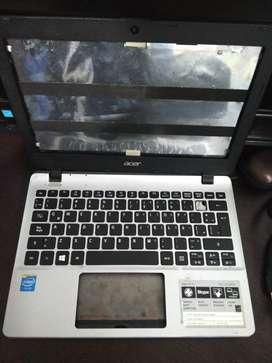 Carcasa de portatil acer