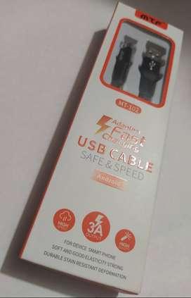 Cable Usb Fast Charging para Celular