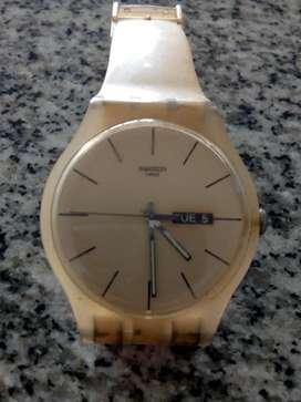 Reloj swatsh mujer