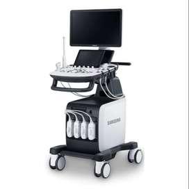 Se vende máquina de ecografías doppler 3D y 4D barata