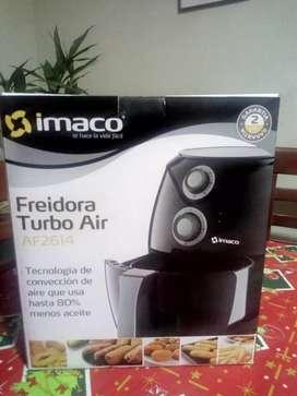 Freidora Turbo Air Modelo AF2614 Marca Imaco