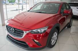 Mazda CX3 Prme MT