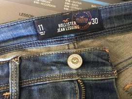 Jeans HOLLISTER JEAN LEGGING - 11 / w 30 - USA