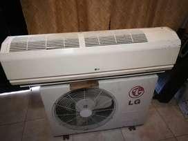 Aire acondicionado LG 24000